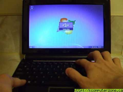 ASUS EEE PC 1000HA TOUCHPAD DRIVERS FOR WINDOWS 7