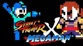 Street Fighter X Mega Man: Vega Boss