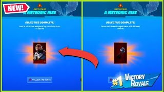*UNLOCKING* The Brand New Secret Season X The Scientist Skin in Fortnite..