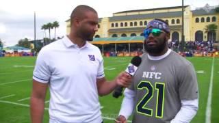 Pro Bowl Giants Insider: Safety Landon Collins