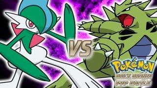 Roblox Pokemon Brick Bronze PvP Battles - #204 - Wo_rst