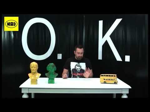 ΟΚ! The Request Show, με τον Θέμη Γεωργαντά 12/12/18