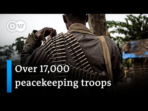 Has the UN peacekeeping mission in DR Congo failed? | DW News
