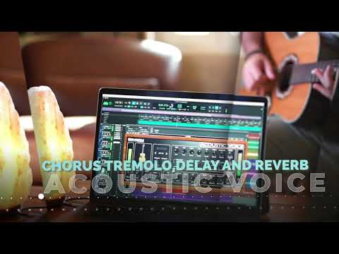 Acoustic Voice Preamp Plugin