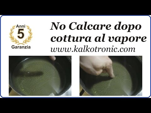 Calcare come eliminare il calcare in modo naturale an for Acceleratore ionico anticalcare