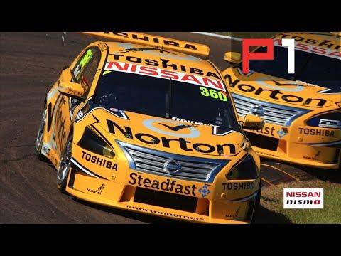 V8 Supercars Darwin review - Nissan Motorsport