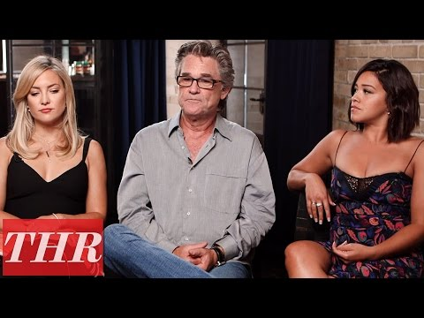 Kurt Russell, Kate Hudson, Gina Rodriguez on The Untold Story in 'Deepwater Horizon' | TIFF 2016