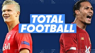 RB Salzburg 0-2 Liverpool | Reds Confirm Place In UCL Last 16 | #TotalFootball
