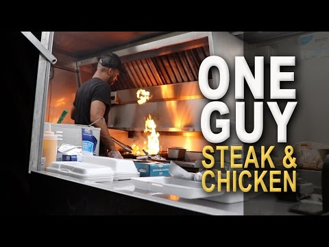 One Guy Steak & Chicken Food Truck | It's Mississippi Cool