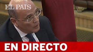 DIRECTO JUICIO DEL PROCÉS | PÉREZ DE LOS COBOS declara como TESTIGO