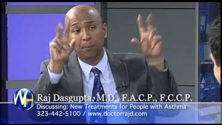 Dr. Raj D - New Treatment Options for People with Asthma