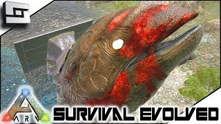 taming a zombie leedsichthys ark survival evolved s2e12 modded ark w pugnacia dinos
