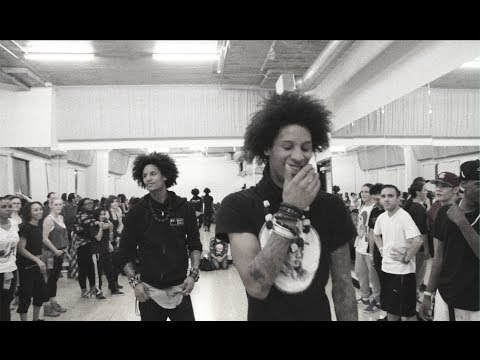 Les Twins: Who's a better teacher? Larry or Laurent Bourgeois?