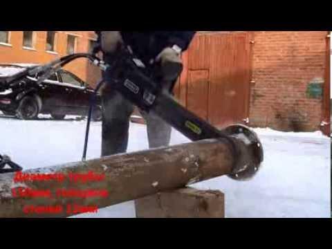 Гидравлический инструмент STANLEY. Гидравлическая цепная пила DS12