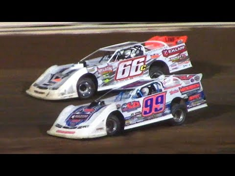 ULMS Super Late Model Feature | Port Royal Speedway | 4-28-18