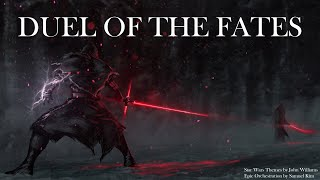 Star Wars: Duel of The Fates ★ EPIC POWERFUL MIX ★ | Two Steps From Hell Style
