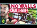 NO WALLS Build Challenge (Treehouse)   The Sims 4