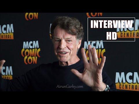 MCM London 2016: John Noble Interview: Fringe, Elementary, Sleepy Hollow and more.
