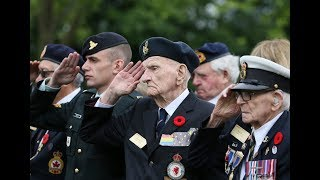 D-Day 75th anniversary: commemorating the Normandy landings
