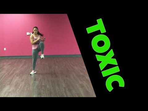 Britney Spears - Toxic (Dance Fitness with Jessica)