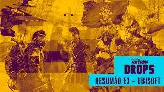 RESUMÃO E3 2018 - UBISOFT | Procrastination