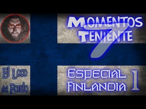 Momentos Teniente Vol.07: Especial Finlandia Nº1