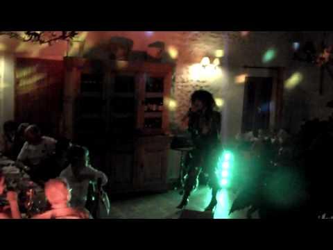 "Drena Transformiste ""Africa"" Rose Laurens - cabaret show spectacle"
