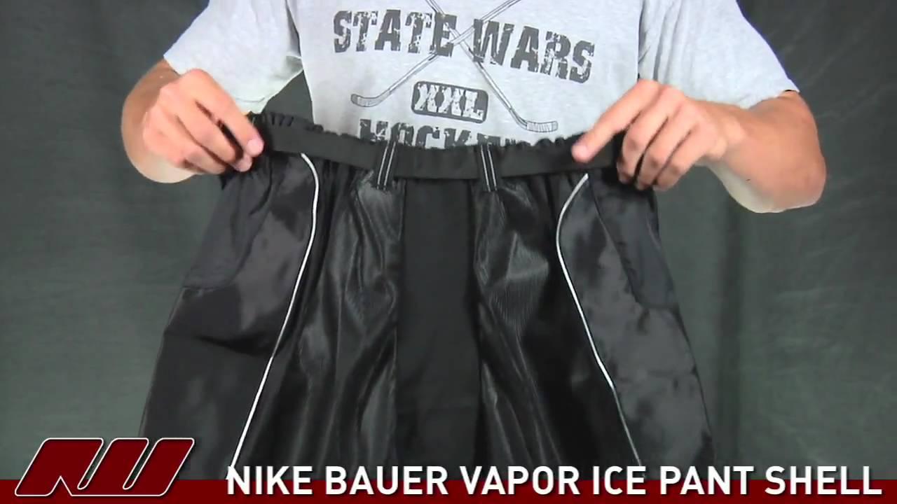 Nike Bauer Vapor Ice Pant Shell