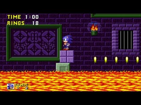 Top 10 Hardest Sonic The Hedgehog Levels