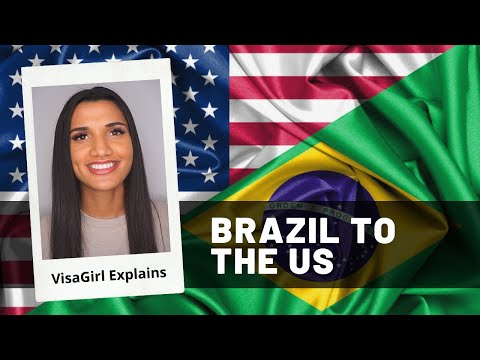 How To Immigrate From Brazil To The US