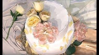 WEDDING CAKE: рецепт торта принца Гарри и Меган Маркл