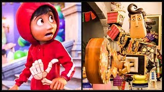 Coco vs The Book Of Life (What's Better) 2018 HD