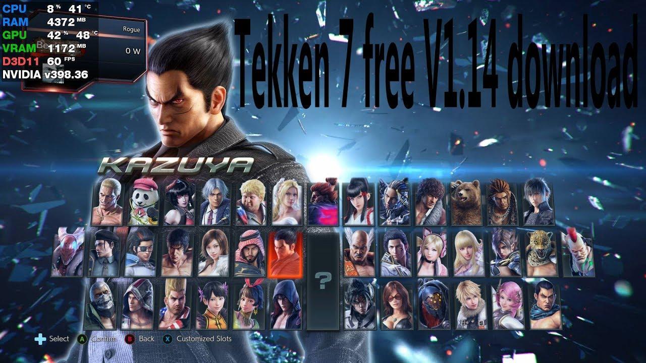 Tekken 7 Dlc Pkg Ps4