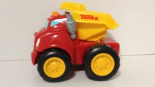 Tonka Chuck the Talking Dump Truck with Lights and Sounds
