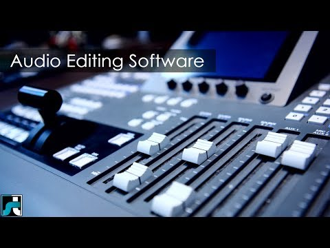 Top 10 Best Audio Editing Software For PC - 2018