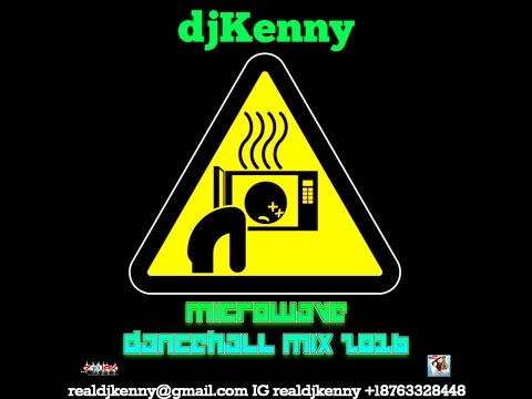 DJ KENNY MICROWAVE DANCEHALL MIX OCT 2016