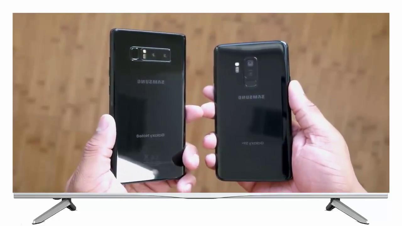 apple iphone 8 vs s9 plus