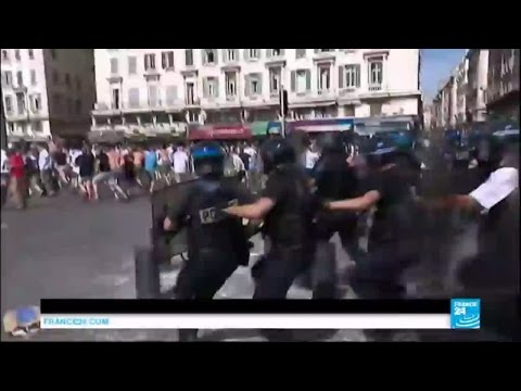 France - Euro 2016: Government bans alcohol near football venues after violence