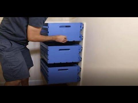 Đây là cách để bạn thay đổi tủ quần áo nhỏ và gọn gàn