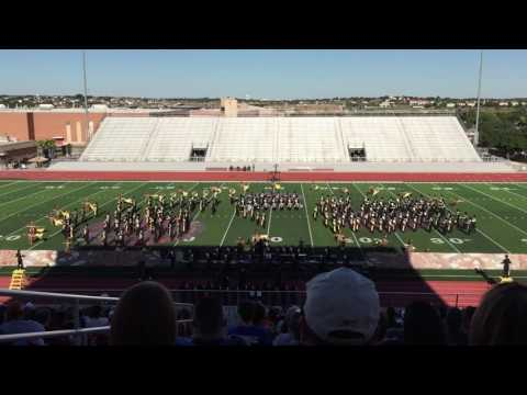East Central HS - 2016 Region 11 UIL