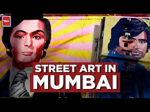 Street Art In Mumbai
