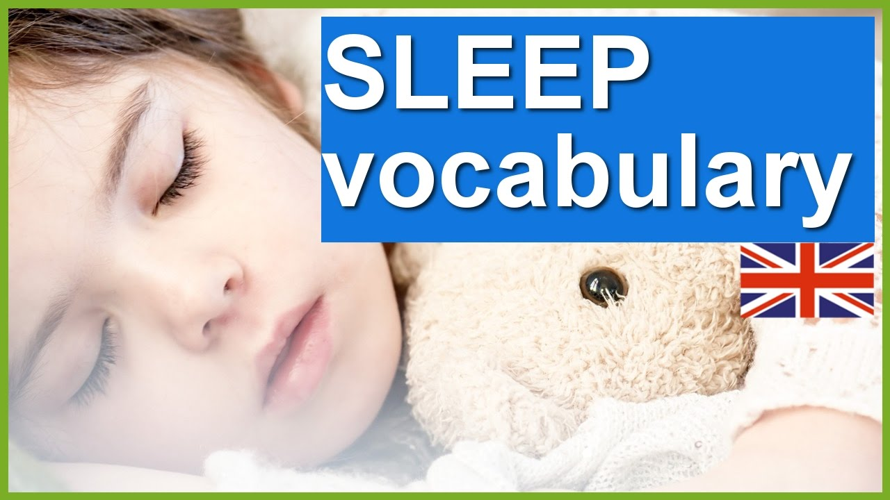 English idioms & expressions about sleep