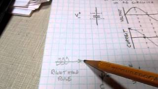 #54: Back to Basics Tutorial: Voltage / Current in capacitors and inductors