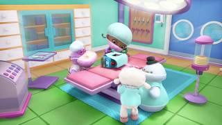 Dottoressa Peluche - Ospedale dei giocattoli - Non perdere i nuovi episodi dal 17 Ottobre