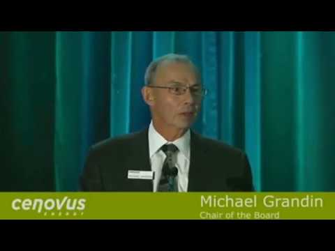 2017 Cenovus Annual Meeting of Shareholders