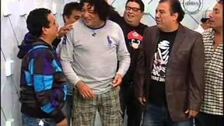 EL ESPECIAL DEL HUMOR 01/06/13 TONY ROSADO EN EL ASCENSOR 01/06/2013