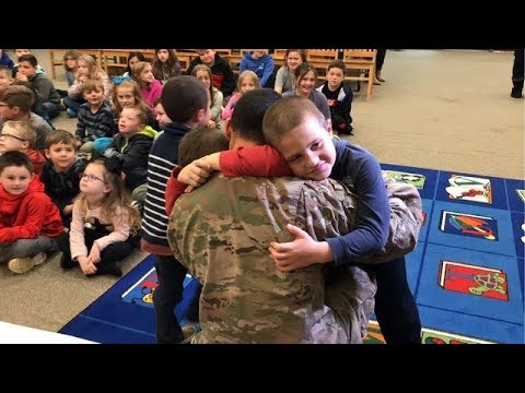 🔴 Soldiers Coming Home | Most Emotional Compilations #47