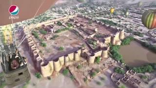 Chand Sitara Dil Dildara - Junaid Jamshed, Salman Ahmed, Shoaib Mansoor - Pepsi Pakistan