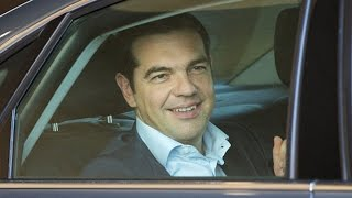 Greece's Tsipras Rejects EU Debt Deal `Blackmail'
