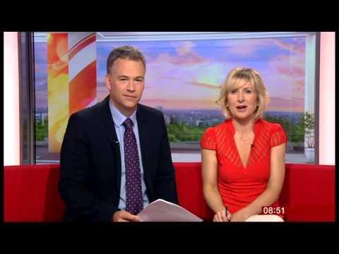SIAN LLOYD:: BBC Breakfast  06 May 2013    DON WARRINGTON
